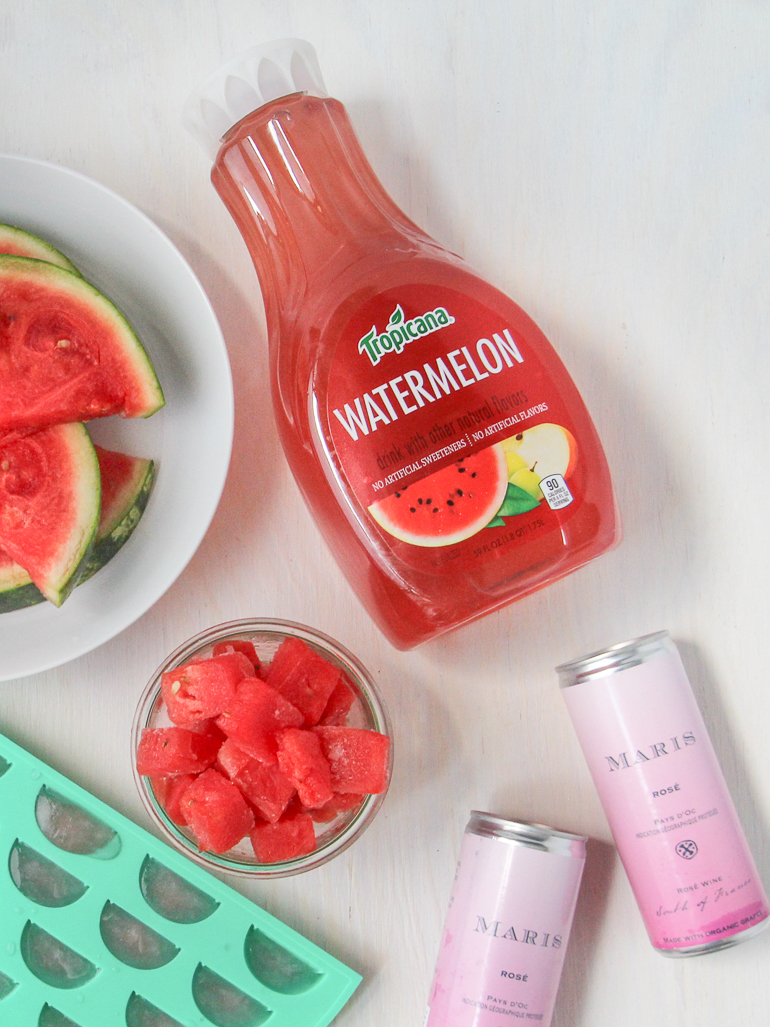 Watermelon Frose Recipe-4