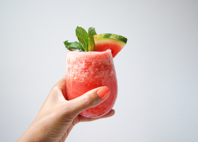 Watermelon Frose Recipe-8