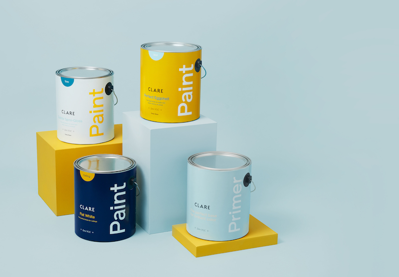 Clare - All Paint Cans