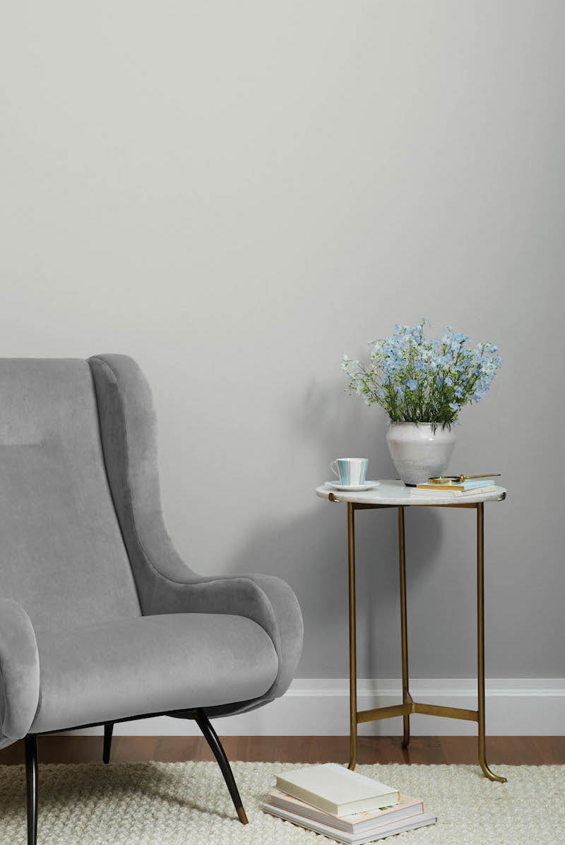 Seize The Gray_Clare Paint Color_Interiors