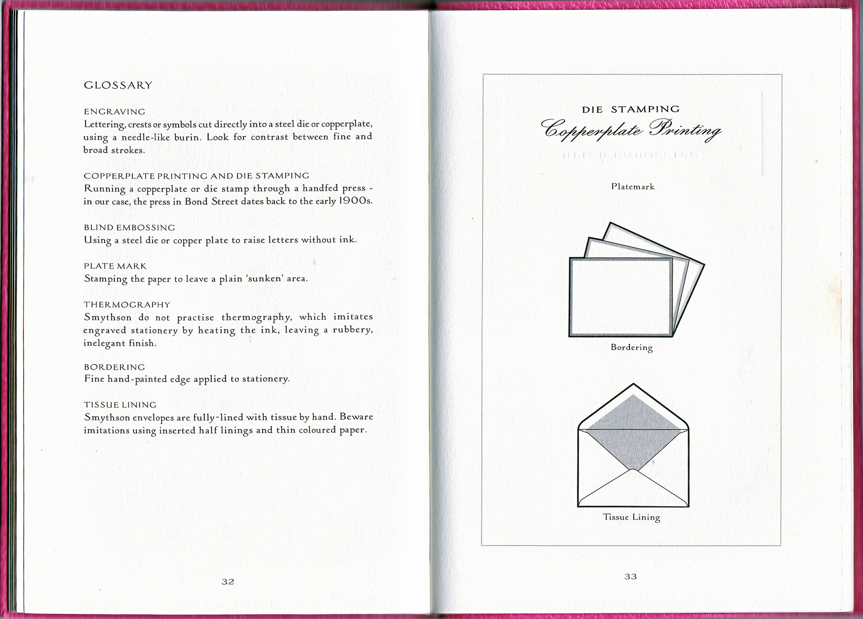 The Smythson Guide to Everyday Stationery - Nicole Gibbons Style