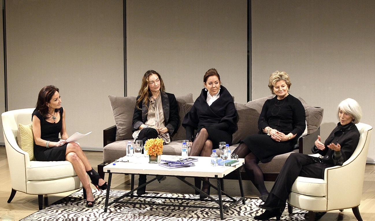 Margaret Russell - Kelly Wearstler - Michelle Nussbaumer - Charlotte Moss - Holly Hunt 3 copy 2