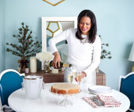 Nicole Gibbons Holiday entertainig Tips