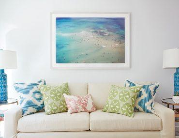 Beachy Living Room Get the Look-4