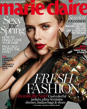 Marie Claire March 2017