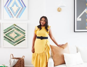 Mindy Kaling New York Apartment Home 3